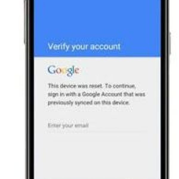 How To Disable The Factory Reset Protection Of Android? 1