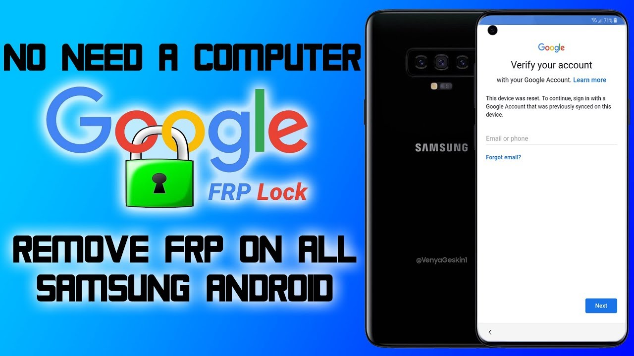 how to remove frp samsung a510f u8 dawngrad to android 7 3
