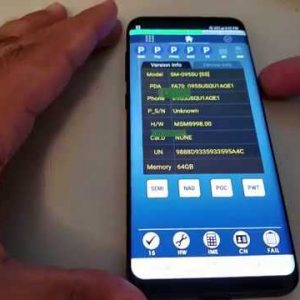 Remove Frp samsung s9 plus done without pc version 9 11