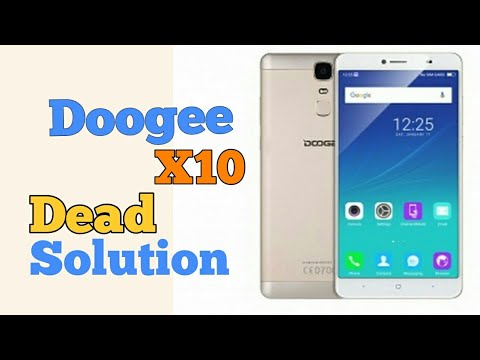 how to flash Doogee x10 after dead – remove frp done