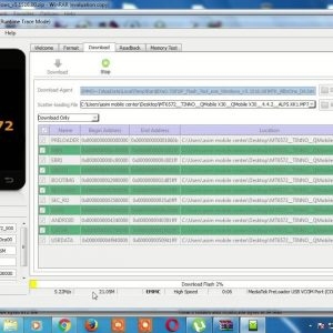how to flash Doogee x30 after dead - remove frp done 3