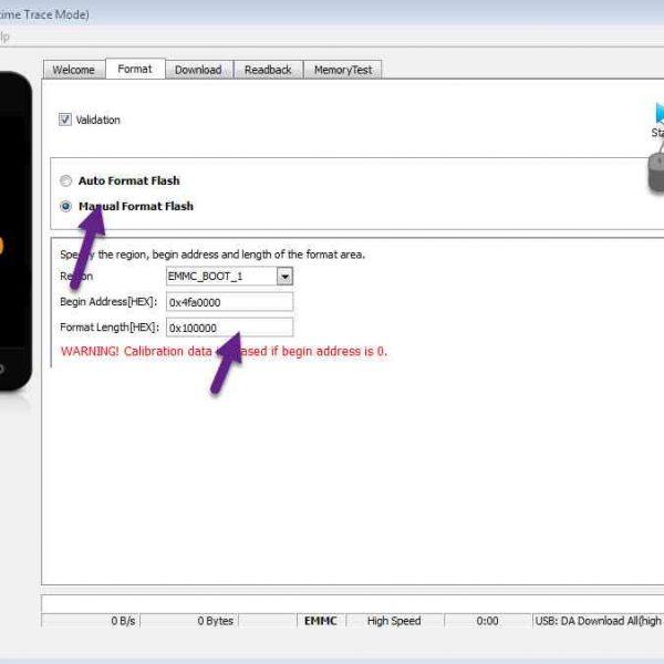 remove frp Micromax Canvas 6 E485 by scatter file 1