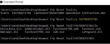 Remove FRP Huawei P Smart (FIG-LX1/LX2/LX3) 9.1.0 emui 1