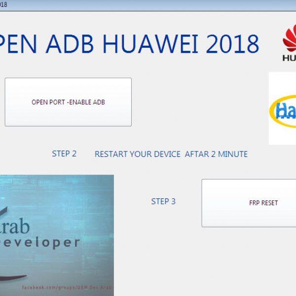 Remov Frp All Huawei Tool Force Enable Adb All Huawei 2019