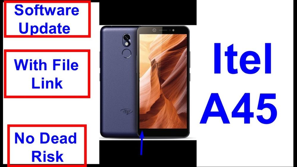 remove frp itel a45 done flash file reset all bypass google account 1