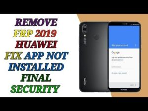 how to remove frp from huawei phone account id 3
