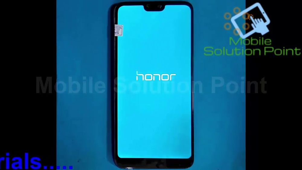 remove frp honor 9n new security final version 3