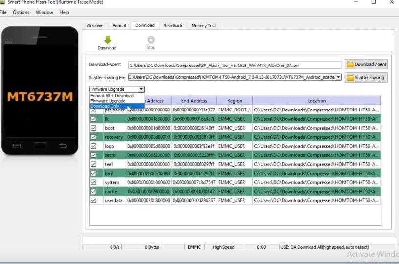 Free download flash file micromax q437 mt6737m v14-v13 repair 1