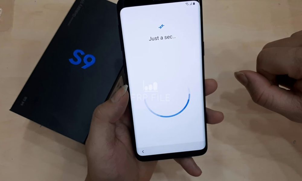 remove frp all samsung version android 9 free solution without pc 1