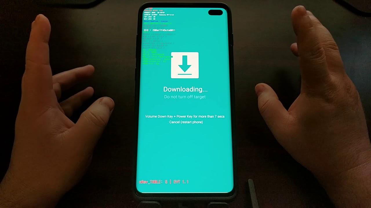 Firmware rom g977u flash file Samsung Galaxy S10 5G SM-G977U