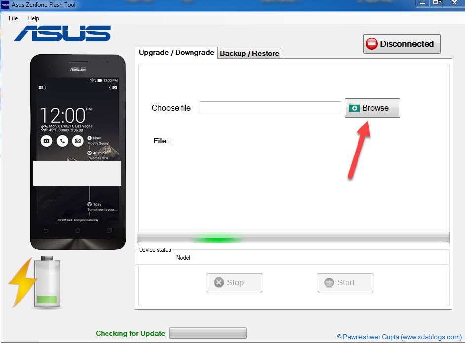 how to backup asus zenfone 2