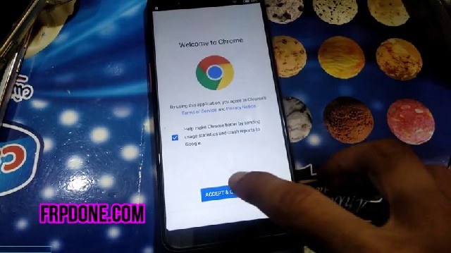 How to remove Frp infinix x606 without desktop 1
