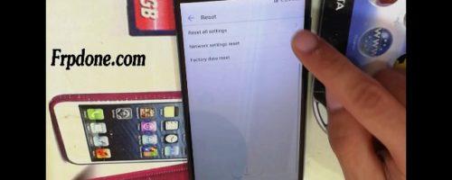 Remove frp Huawei Smart p Final security frp 17
