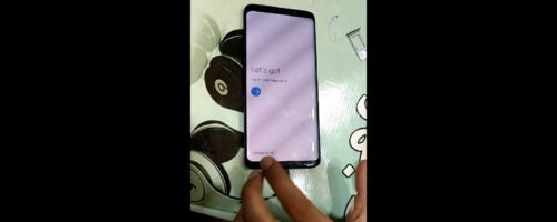 Remove Frp samsung s9 plus done without pc version 9 1
