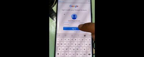 Remove Frp samsung s9 plus done without pc version 9 8
