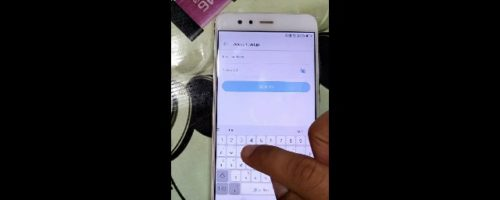 Remove frp huawei P10 lite Final security bypass account was-lx1a  without pc 2