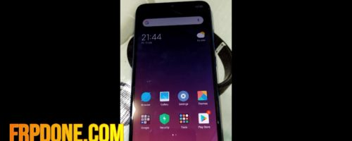 Remove Frp Redmi note 7 miui 10 android 9 without pc done 12