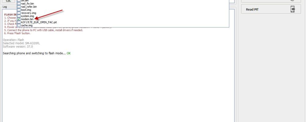 Free unlock Samsung a320fl u3 8.0.0 2
