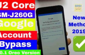 How To Remove samsung j260g frp bypass 1