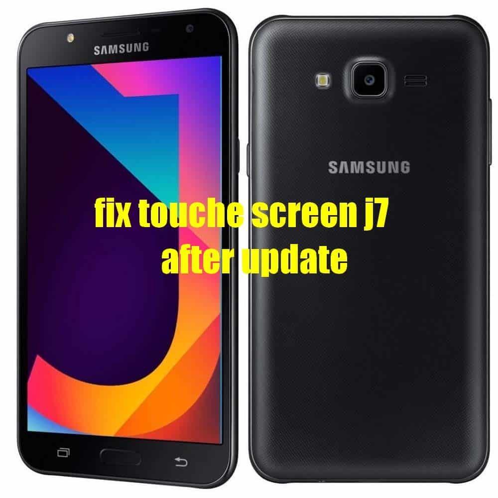 Free fix Screen touche J701F J701M J701MT 9.0 bit7 1