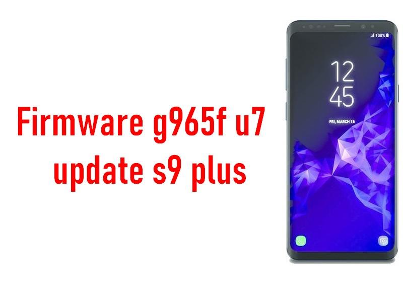 flash file firmware g965f u7