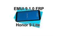 Remove google account FRPHuawei Honor EMUI 9.1.0 Jan 2020