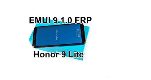 Remove google account FRP Huawei Honor EMUI 9.1.0 all Free