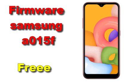 firmware a015f