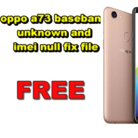 oppo a73 converted f5 baseband unknown fix