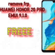 frp huawei honor 20 pro