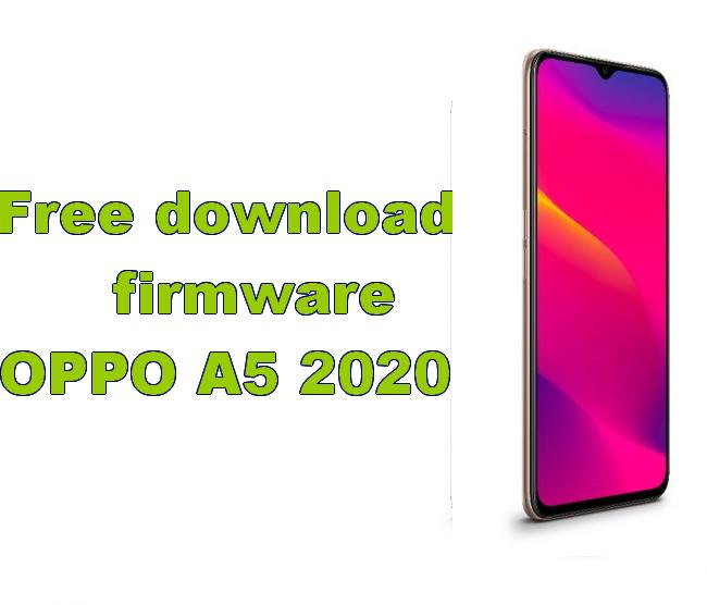 flash file oppo a5 2020