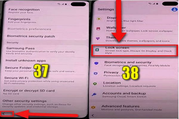 how to bypass samsung s10/s10+/s10e frp without pc and apk 20