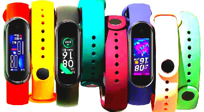 Xiaomi Mi Band 5 is a great buy