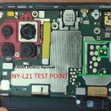 huawei ip p40 lite test point